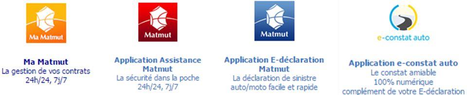 Ma Matmut La Nouvelle Application Du Groupe Matmut Espace