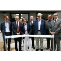 2017 - Inauguration de la résidence étudiante, boulevard des Belges, Rouen
