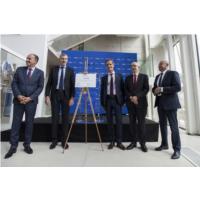 2018 - Inauguration de l'immeuble de bureaux VISTA