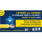 Affiche Earth Hour CAC