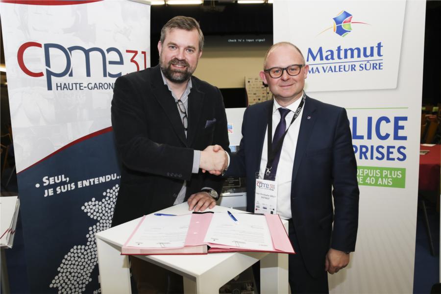 Signature Matmut CPME 31